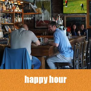 Reivers Bar & Grill | Happy Hour Washington Park
